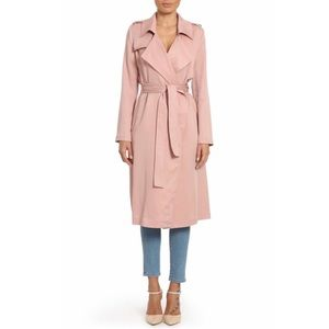 Badgley Mischka Trench Coat